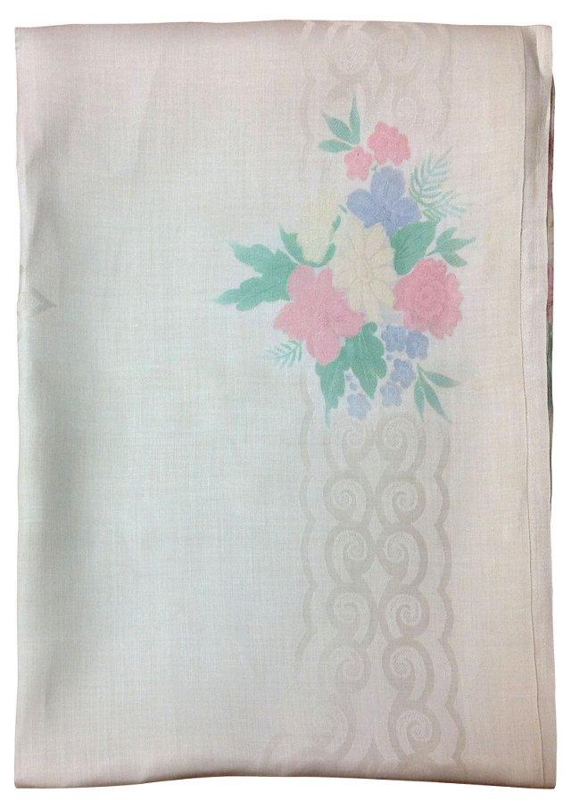 Damask   Tablecloth
