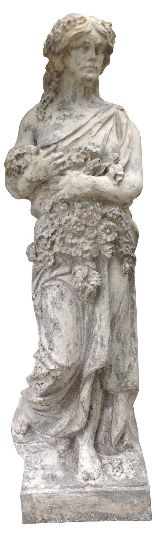 Four Seasons Statue, Summer