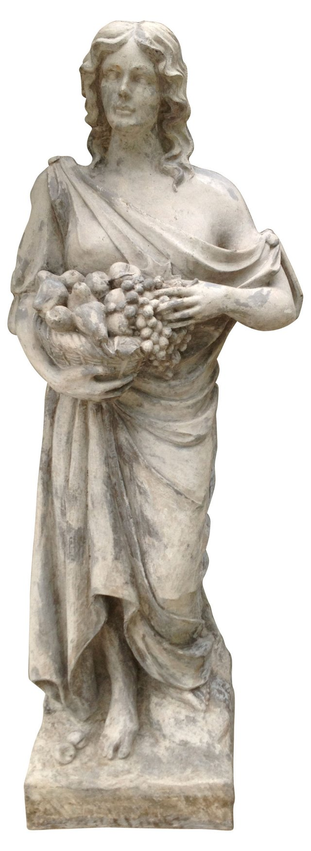 Statue   of Spring