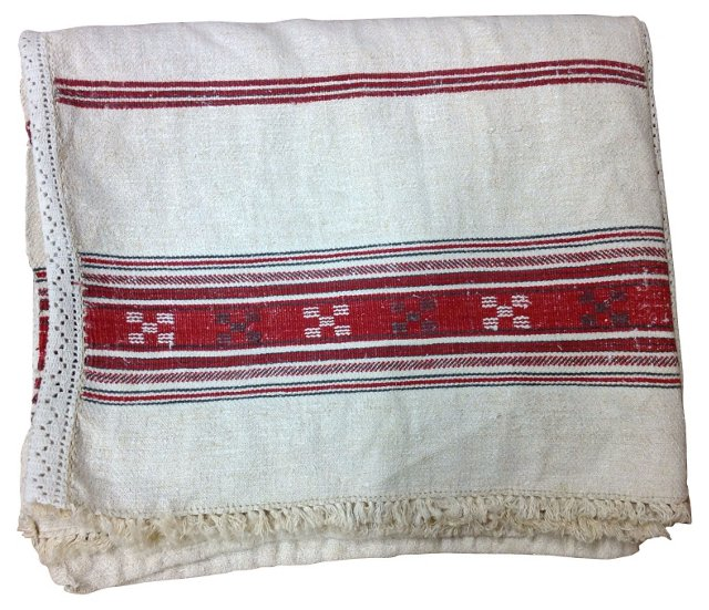 Hungarian Blanket Cover