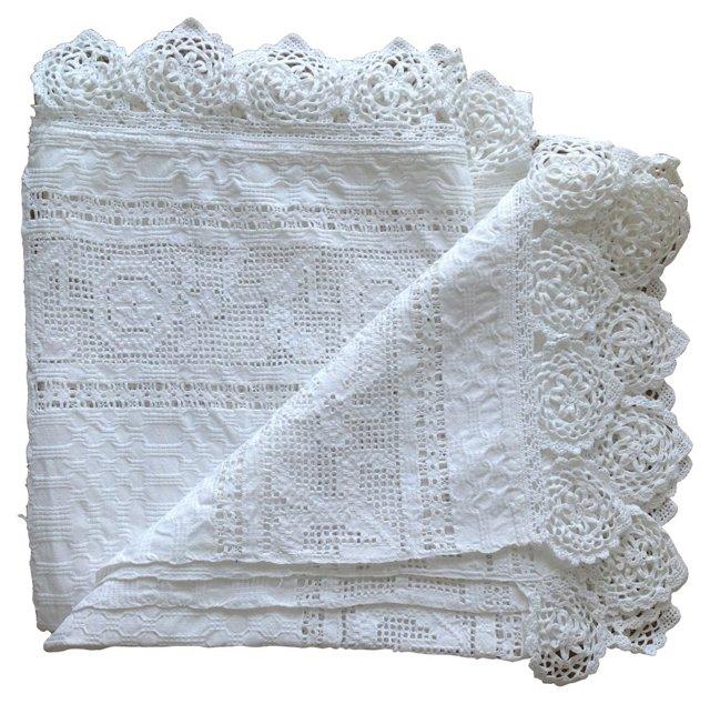 Handmade Blanket Cover