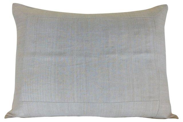 Linen European King Pillow Sham