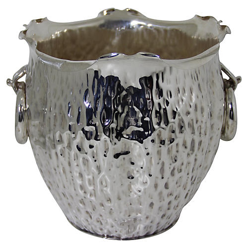 English Ice Bucket, C. 1890