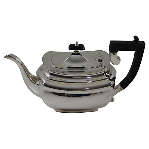 English Teapot, C. 1890