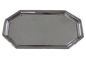English Octagonal Small Tray, C.1930