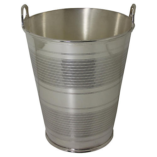Hotel Silver Ice Bucket