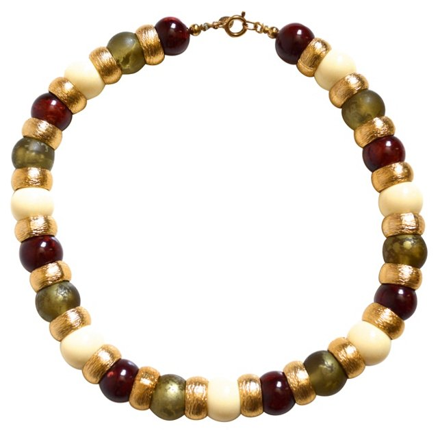 Cadoro Beaded Necklace