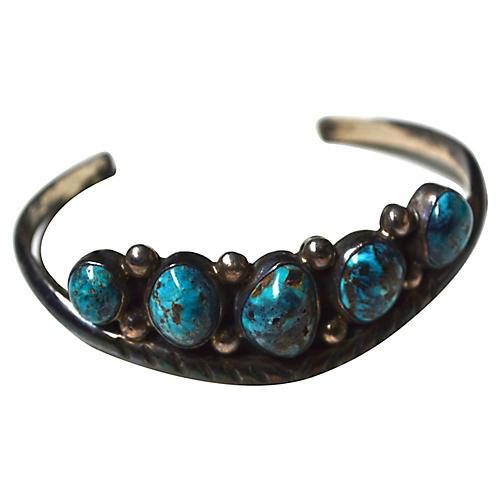 Turquoise Southwestern Bracelet