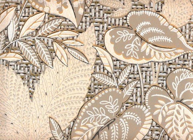 Botanical Wallpaper, 60 Sq. Ft