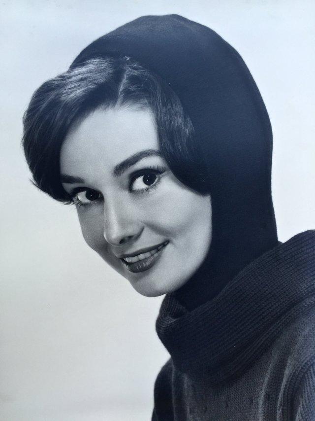 Audrey Hepburn by Virgil Apger