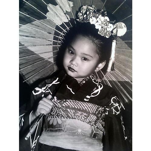 Japanese Girl by Ruth McNitt