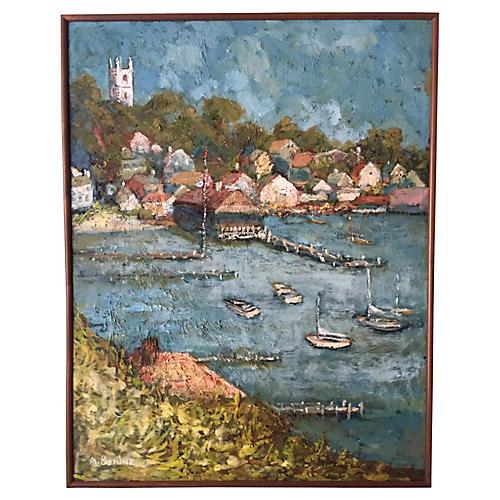 Martha's Vineyard Seascape