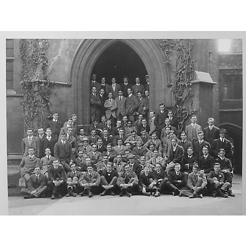 Photograph of Oxford Law Class 1906