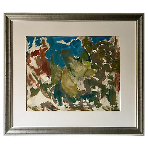 Abstract by Harold Davies