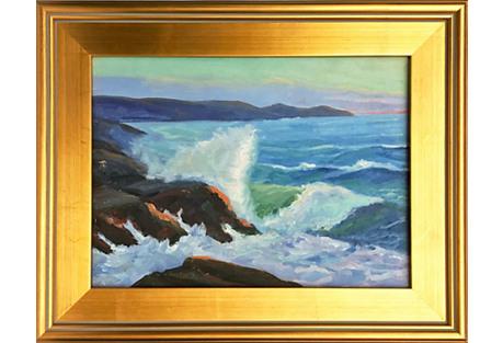 Seascape by Gramatky, 1959