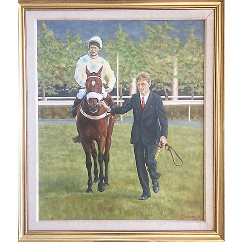 Irish Horse Racing Figures