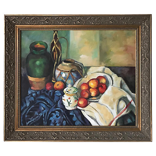 Post Impressionist Still Life