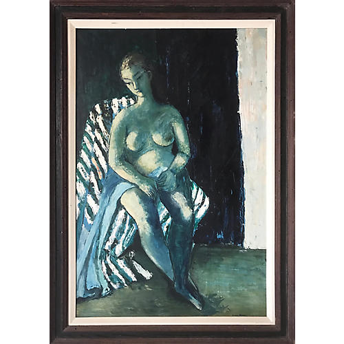 Modernist Nude