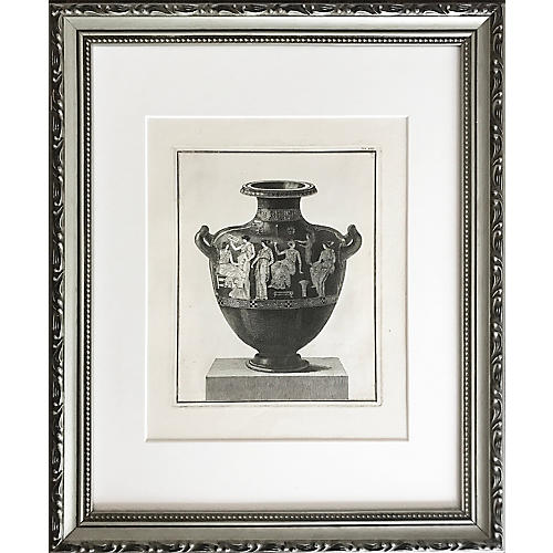18th-C. Classical Greek Hydria