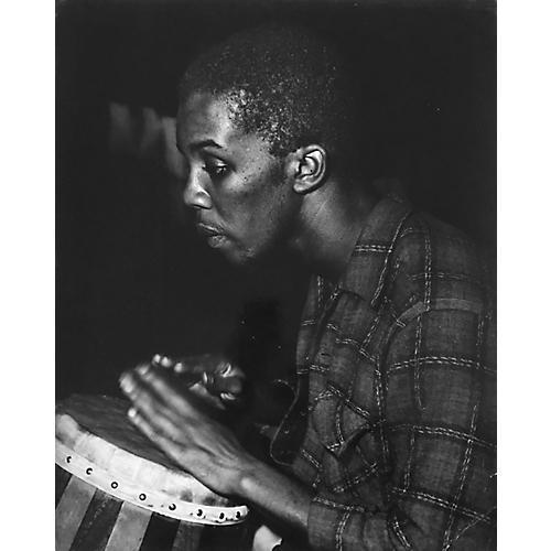 Bongo Photograph by Ruth McNitt, 1963