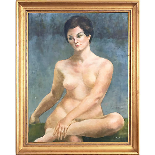 Nude by Alexander Brook