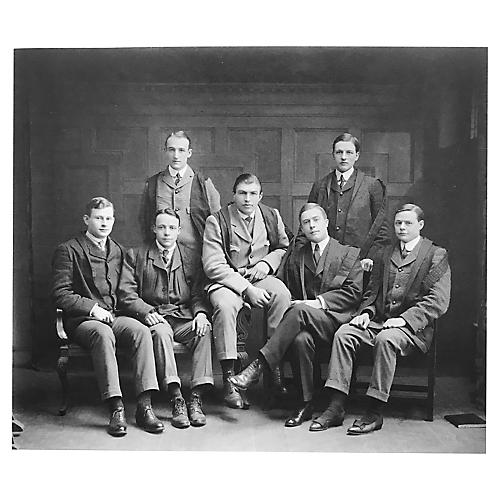 Oxford Club Photograph, 1906