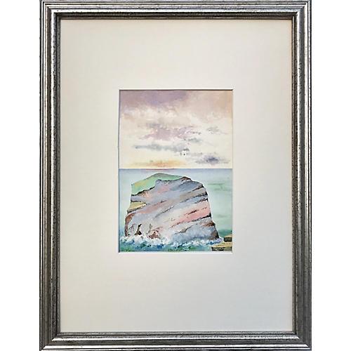 English Seascape, C.1900