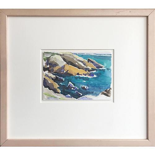 Seascape by Taylor Kane