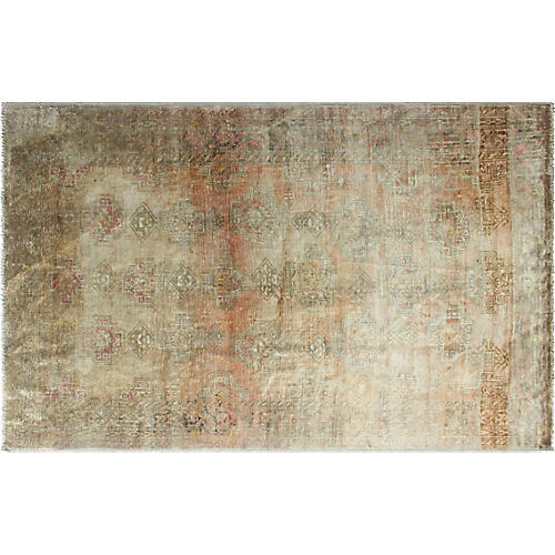"Semi Antique Maysun Rug, 5'5"" x 3'3"""