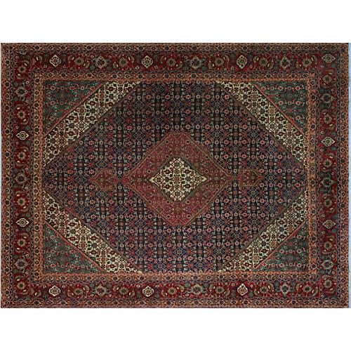"""Tabriz Carpet, 9'7"""" x 12'8"""""""