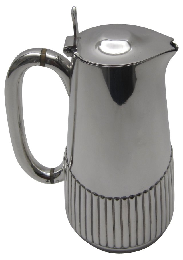 English Hot Water Pot