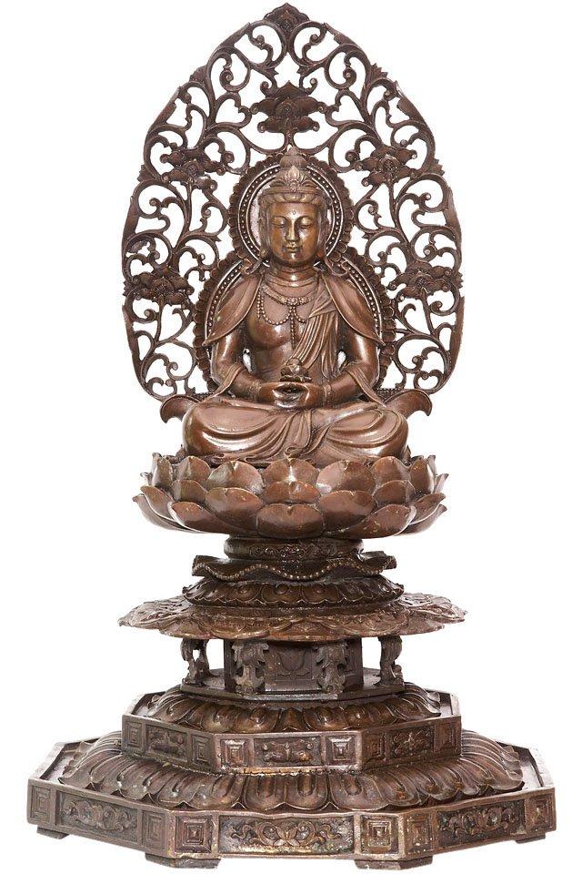 Meditating Vajradhara Buddha