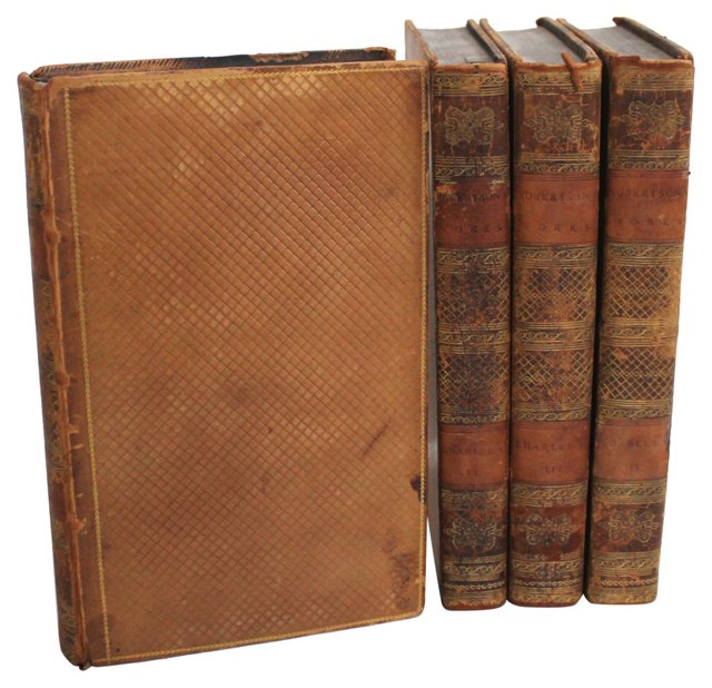 200 Year Old Books, S/4