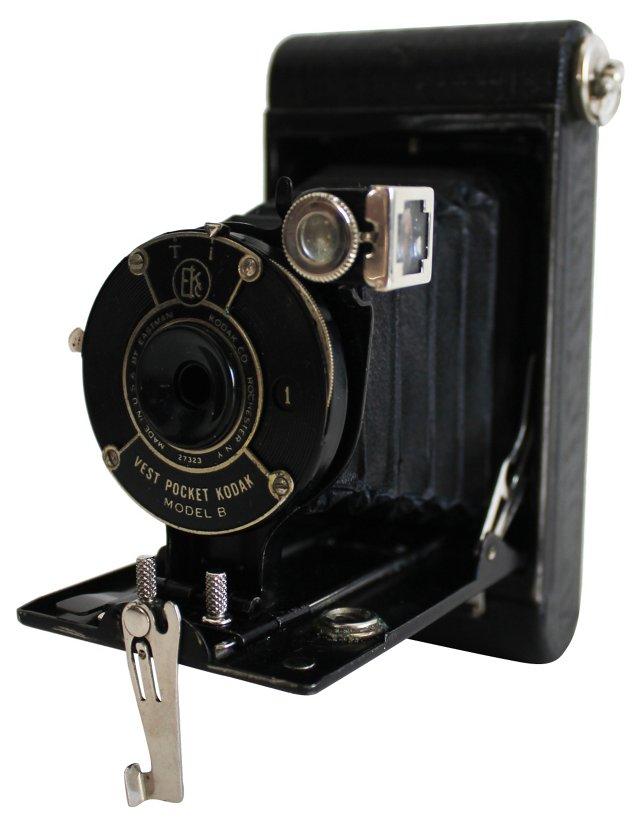 Early 1900s Vest Pocket Camera