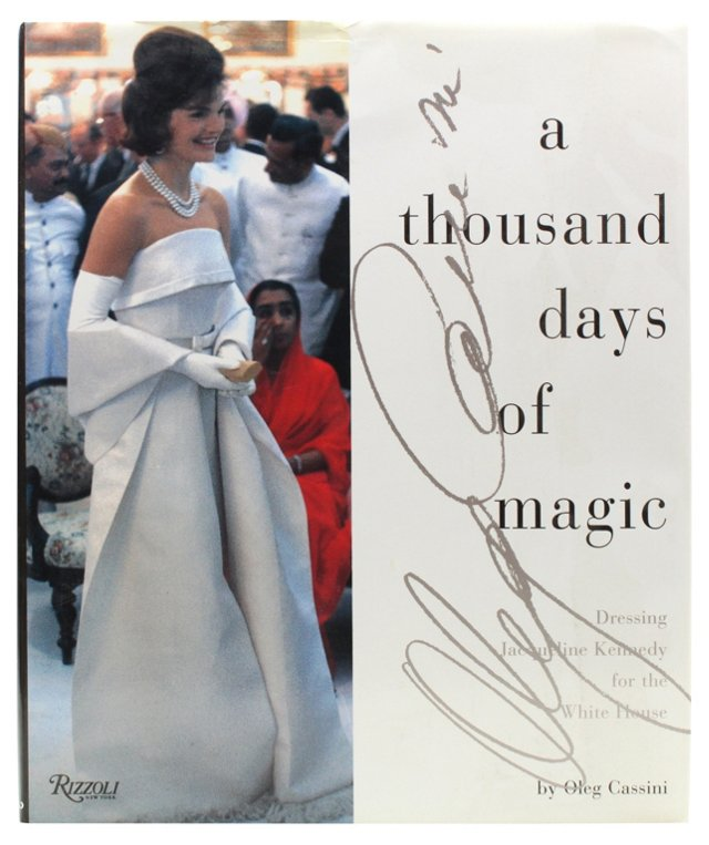 A Thousand Days of Magic, 1st Ed