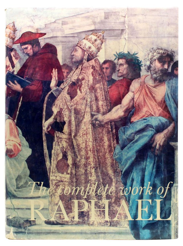 The Complete Work of Raphael, 1st Ed