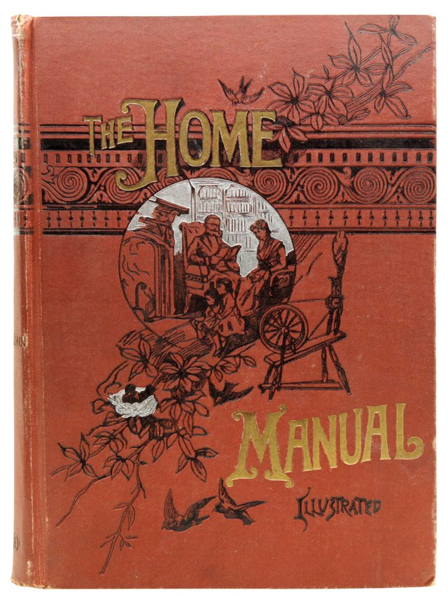 scnThe Home Manual, 1st Ed