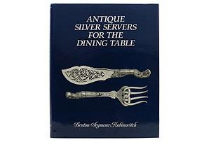 Antique Silver Servers