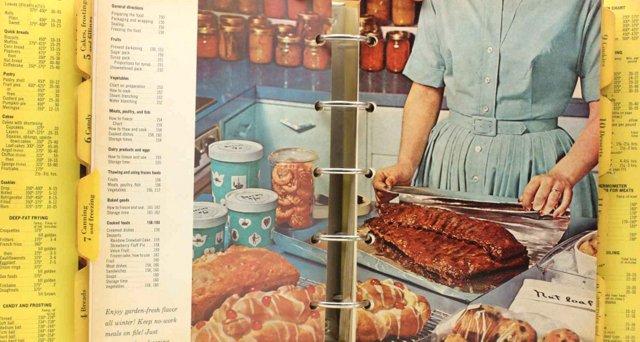 Classic 1960s Cookbooks, S/5