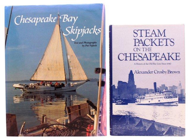 Chesapeake Bay Boating, Pair