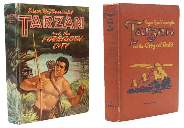 Tarzan Books, Pair