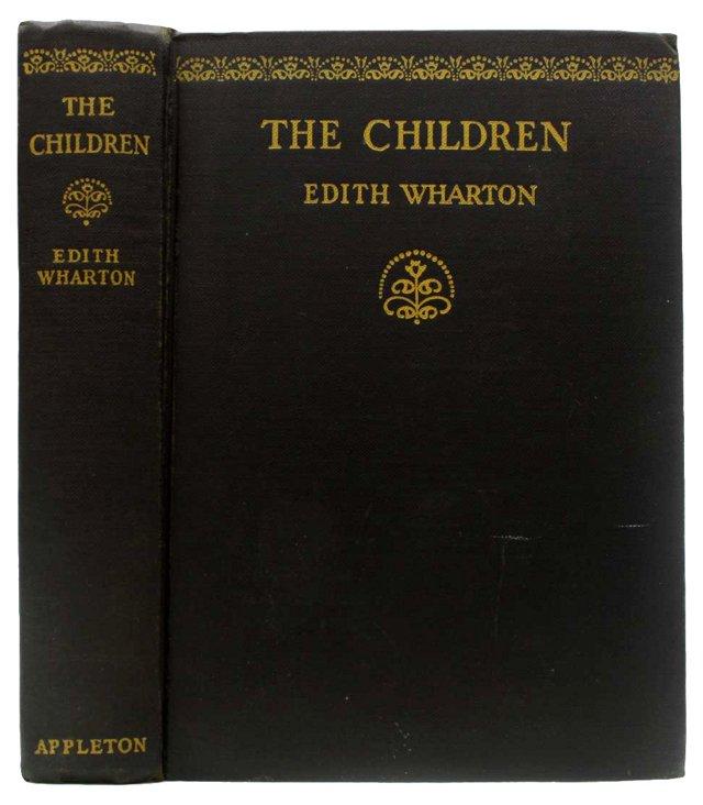 Edith Wharton's The Children, 1st Ed