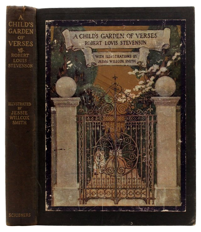 A Child's Garden of  Verses, 1920