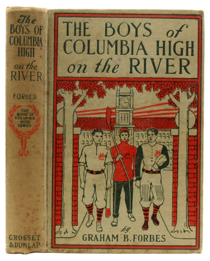 Boys of Columbia High on the River