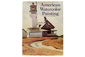 American Watercolor Painting