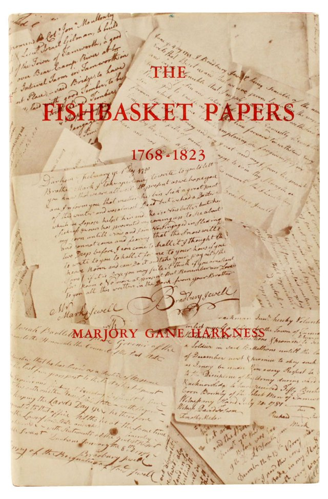 The Fishbasket Papers, 1768-1823