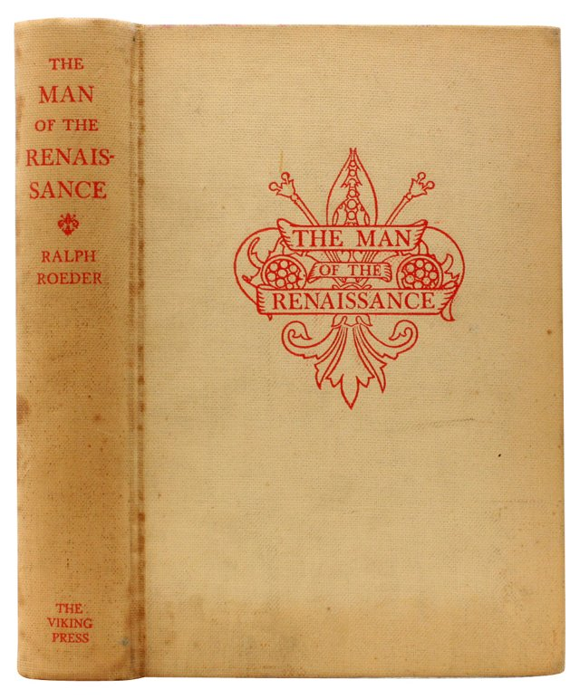 The Man of the Renaissance, 1933