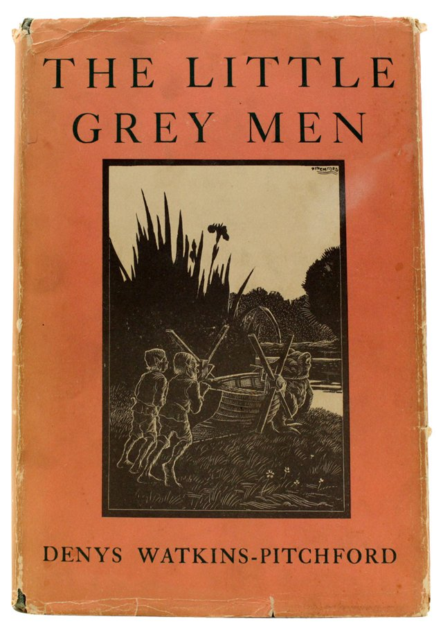 The Little Grey Men, 1949