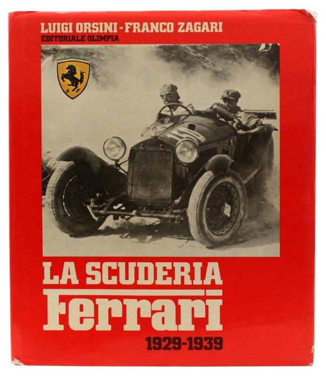La Scuderia Ferrari 1929-1939