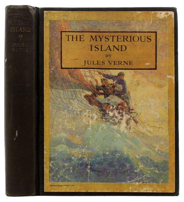 The Mysterious Island, Wyeth, 1936